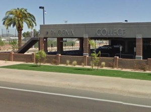 Phoenix College Garage